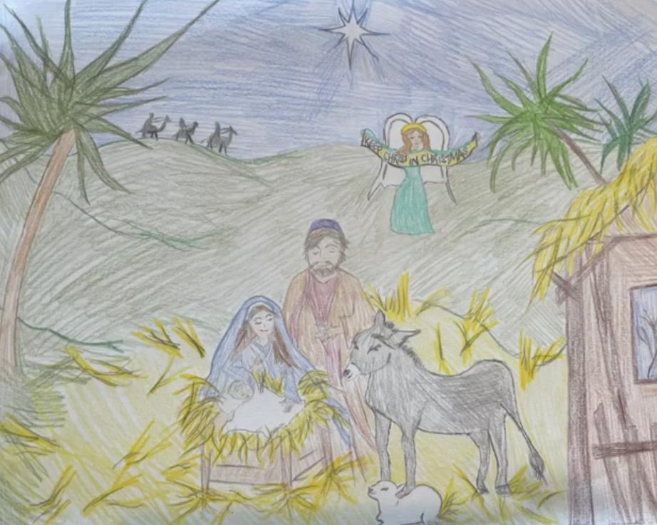 Christmas Art Contest
